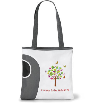 The Grery Tote Bag Features A Front Water Bottle Pocket.