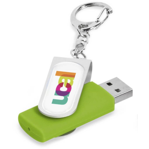 The Atlanta Memory Stick Lime Green With 8GB Memory