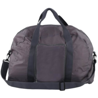The Foldable Tog Bag Is Made From Polyester Ripstop. The Bag Folds Into Itself And Zip Closes With An Adjustable Shoulder Strap.
