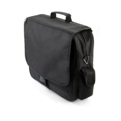 Black Compact Conference Bag Is Suitable For Business.