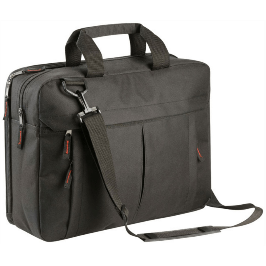 The Padded Laptop Bag Is Made From 600D Polyester. The Bag Has Extra Padding For A Comfortable Fit.