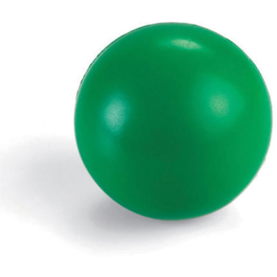 The Green Personal Stress Ball Is A Great Way To Relieve Stress And A Desk Accessory.