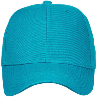 The Americano Cap has a pre curved peak, made from 100% heavy acrylic