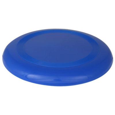 Blue Plastic Frisbee