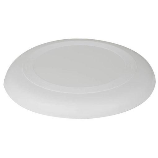 White Plastic Frisbee