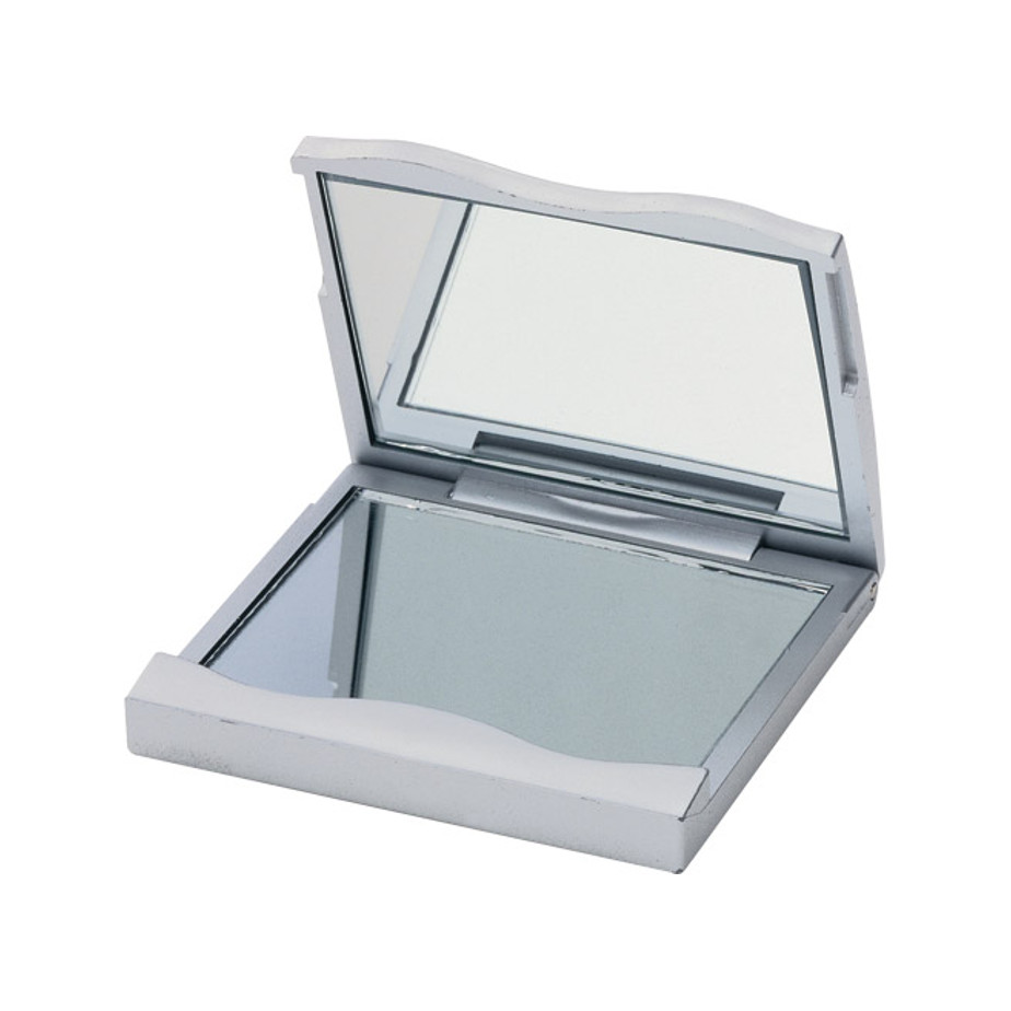 The Gorgeous Mirror Is A Compact Mirror That Is Always Handy For Touch Ups Or Just A Check.
