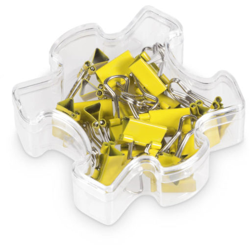 The Jigsaw Binder Clips Are There To Secure All Documents And Keep Everything Organised.
