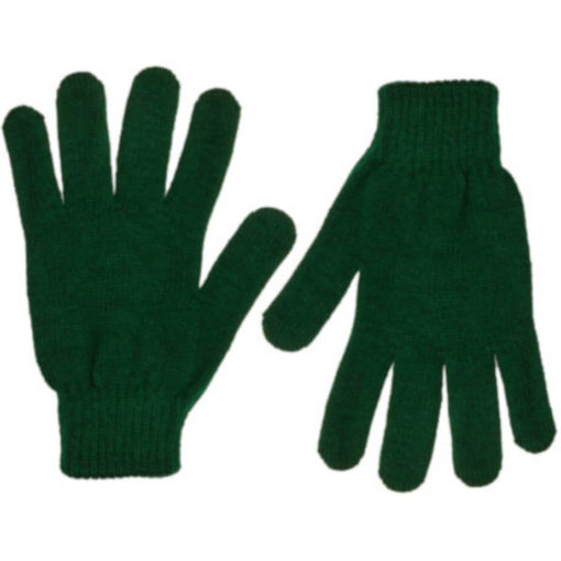 The Aspen Gloves is 100% acrylic knitted bottle gloves with indiviually shaped fingers and ribbed wristband closure