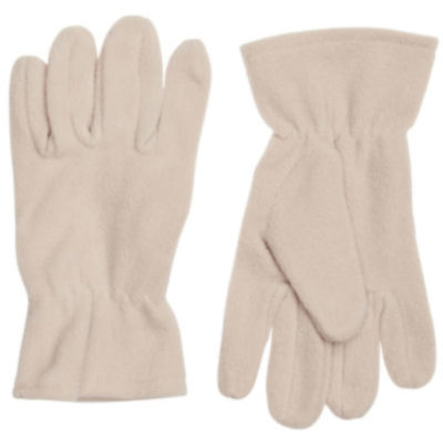 The Blizzard Gloves are wind resistant, polar fleece stone gloves. With individually shaped fingers and an elastic wrist closure