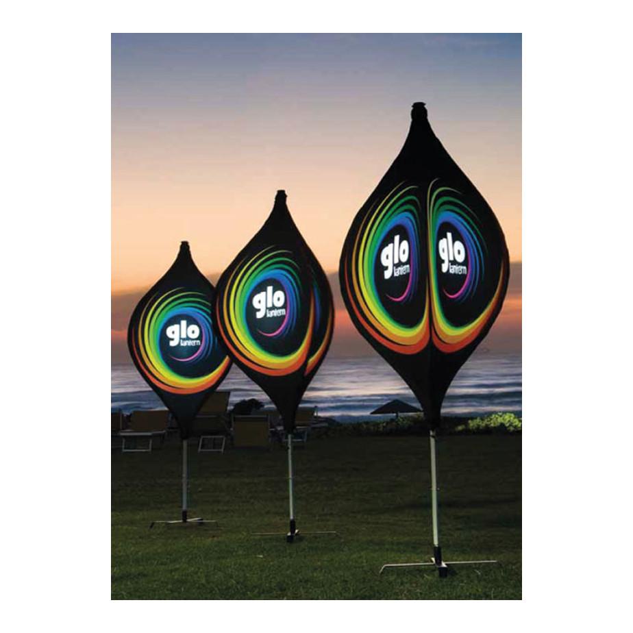 Glo Lantern Banner