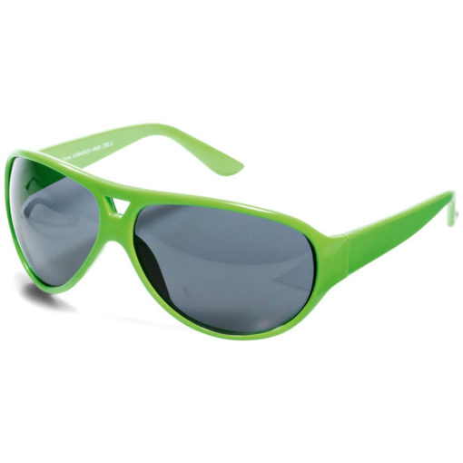 Lime UV400 Cruise Sunglasses Brandable On Both Sides
