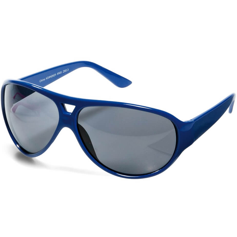 Blue UV400 Cruise Sunglasses Brandable On Both Sides