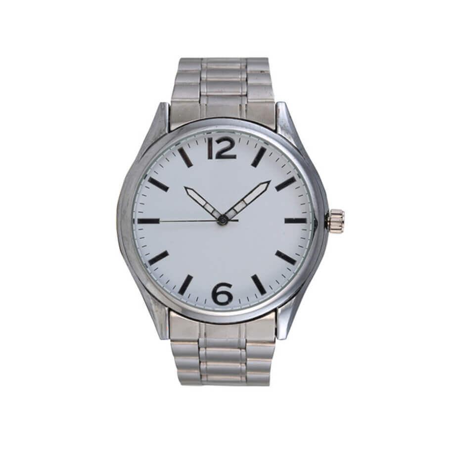 Silwer Ebony Metal Watch