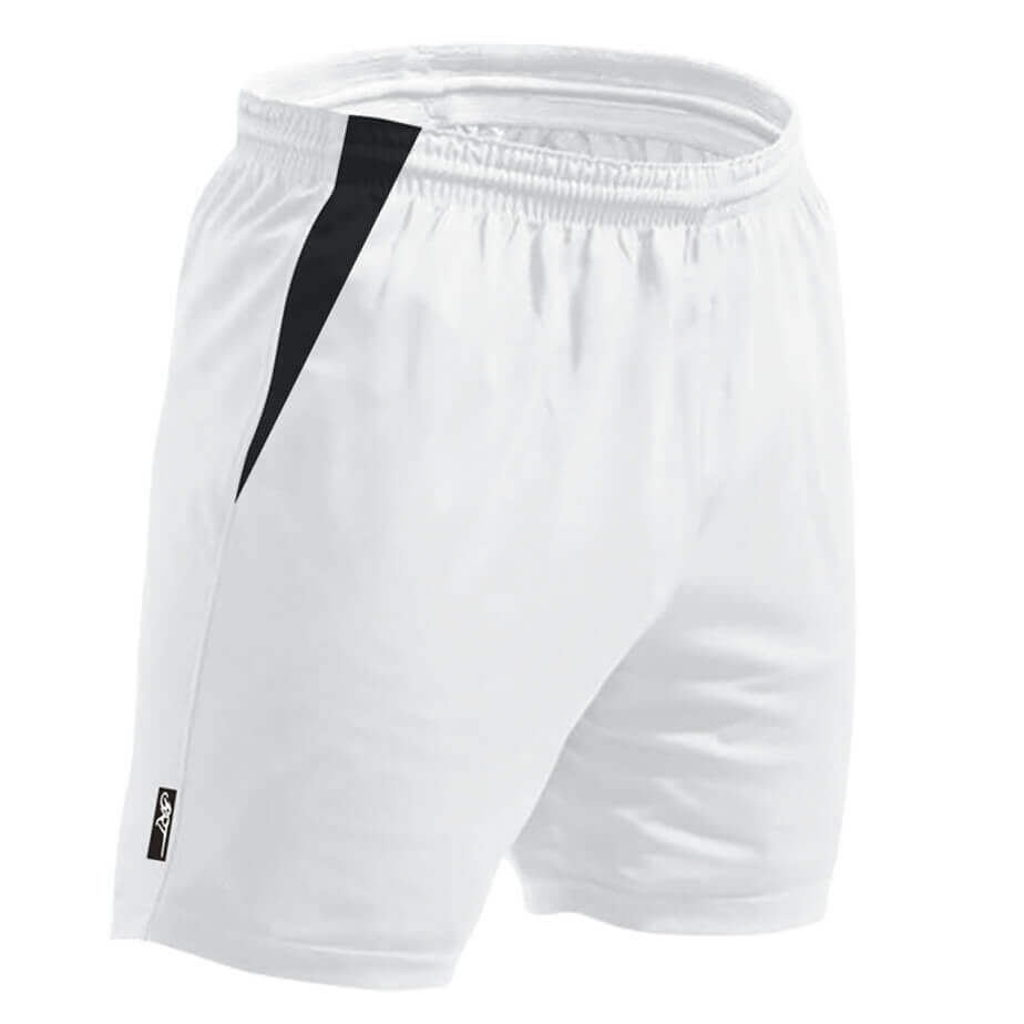 The White/Black BRT Quad Shorts Is Made From 100g Micro Active Superior Quick Dry Fabric. The Features Include An Elasticated Waistband With A Draw Cord, Reinforced Side Pockets With Contrast Side Inserts.