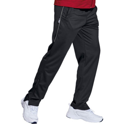 The BRT Champion Tracksuit Pants is made from 220g tricot and 100% polyester material.