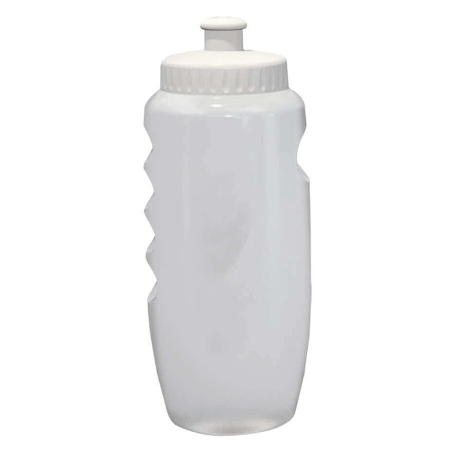 Clear 500ml Cross Train Water Bottle Is BPA Free Which Is Suitable For All Sorts Of Teams.