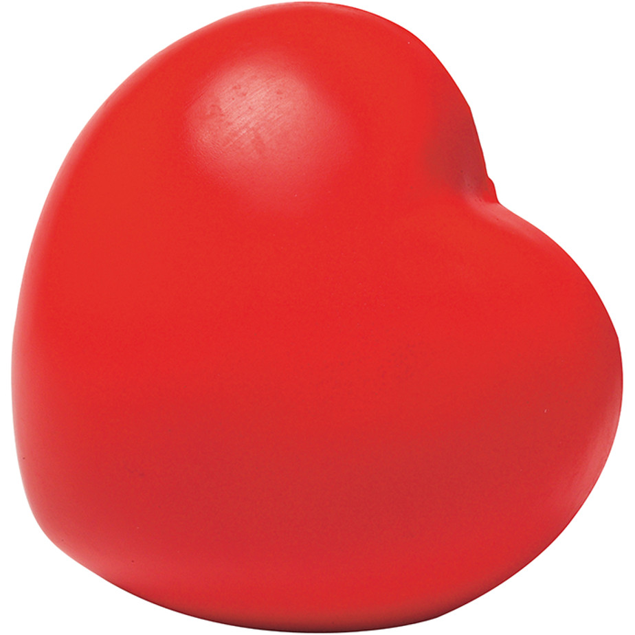 The Heart Shaped Stress Ball Is Made From PU Foam Making It Easier To Release Stress.