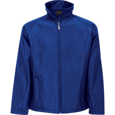 Techno Mens Jacket Is Made From Hi-Tech 4-Way Stretch Polyester Bonded Fleece Fabric. The Features Include Water And Wind Resistant.