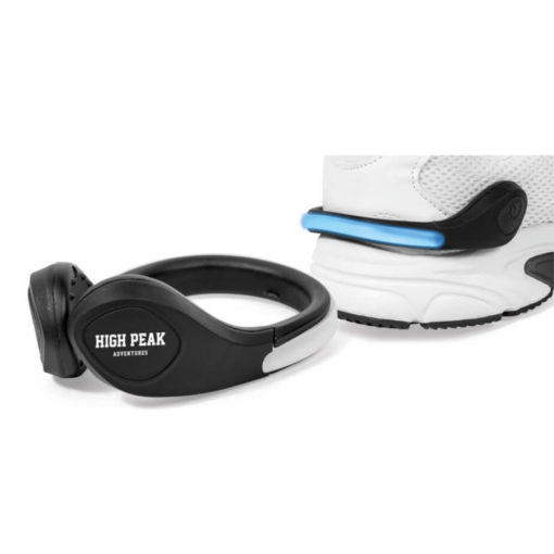 Trail-Runner Shoe Light Clips Onto The Heel Of Your Sports Shoe