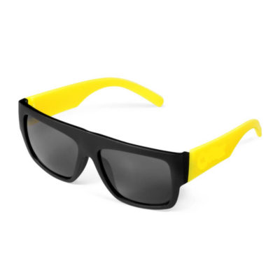 The Yellow Frenzy Sunglasses Is Great For Summer Outdoor Events.