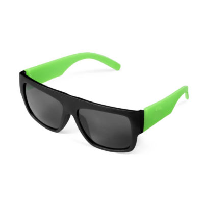 The Lime Frenzy Sunglasses Is Great For Summer Outdoor Events.