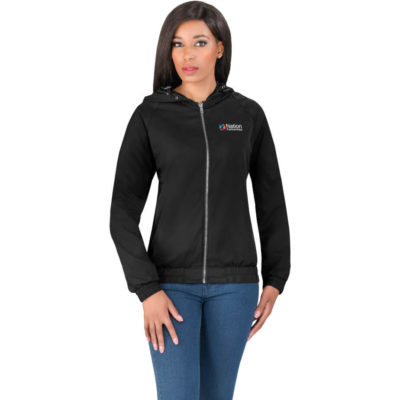 The Ladies Epic Jacket is made from High-Quality Imitation Memory Polyester, Lined With Polyester material