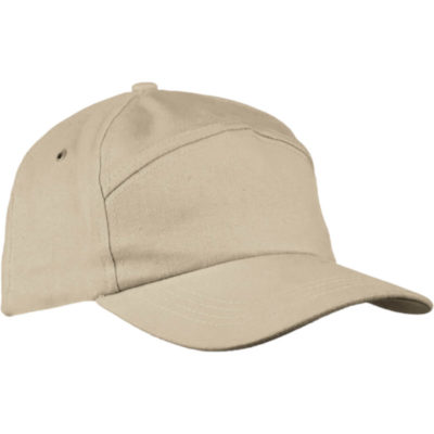 Khaki 6 Panel Carbon Cap Is Made From Heavy Brushed Cotton Fabric.