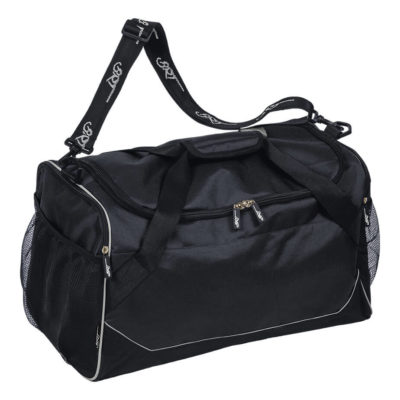 Black/Black BRT Chrome Tog Bag Is Made From 600D Polyester.