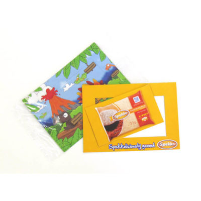Full Colour Print Promotional A6 Photo Frame Magnet