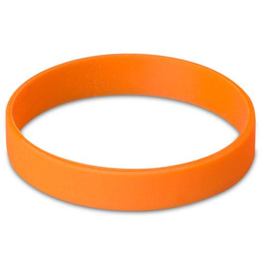 Orange-Coloured Wristband
