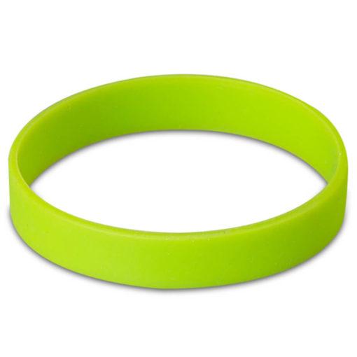 Lime-Coloured Wristband