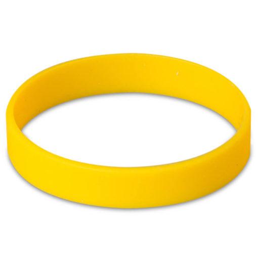 Yellow-Coloured Wristband
