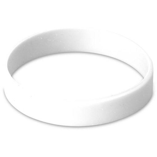 White-Coloured Wristband