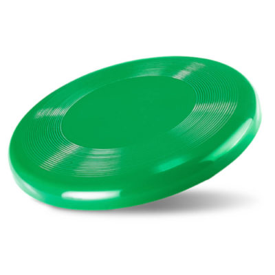 Green Coloured Plastic Freedom Frisbee