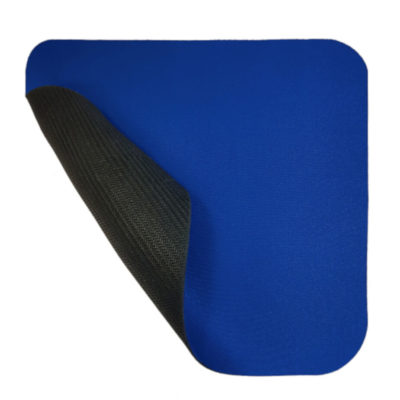 The Blue Grip Mousepad is a fantastic choice for a giveaway at an office or promo event. The rubber grip ensures that the mousepad won't slip.