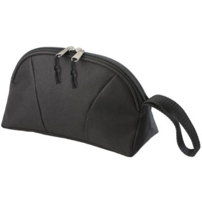 She Rules Vanity Bag in Black