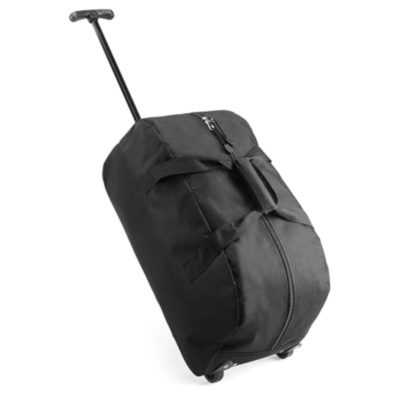 Are you going away for the holidays? With it's large amount of storage space the Trolley Travel Bag will make sure that you'll have everything you need.