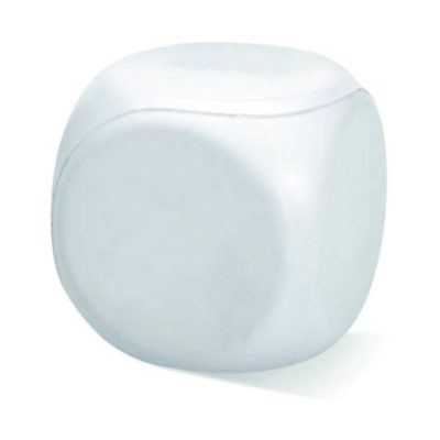 Take it out on the Cube Stress Ball! With the PU Plastic stress ball to squeeze, you can relieve tension so that you can cope with the day.