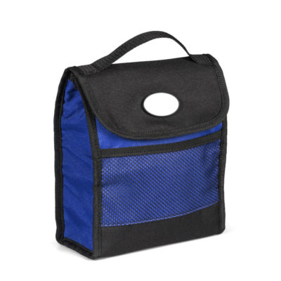 Blue Foldz Lunch Cooler That Can Fold Flat For Easy Handling
