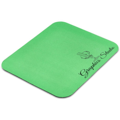 Motion Mouse Pad Green