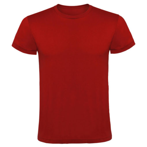 Maroon 145gsm Cotton Unisex T Shirt