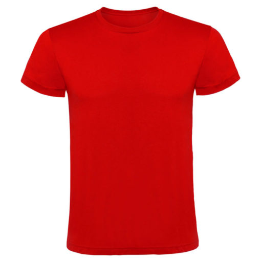 Red 145gsm Cotton Unisex T Shirt
