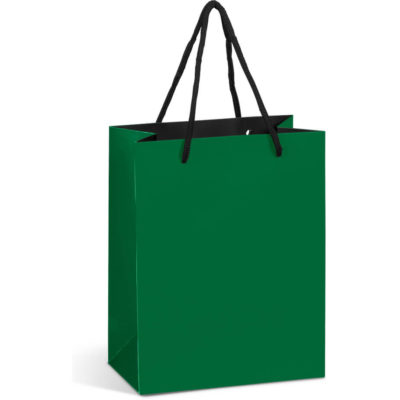 Omega Mini Gift Bag Green