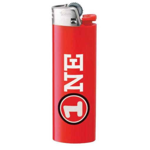 Red BIC J6 Maxi Lighter