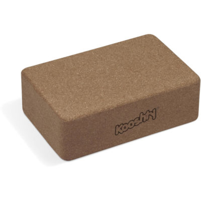 Kooshty Kork Yoga Block Made From 100% Cork