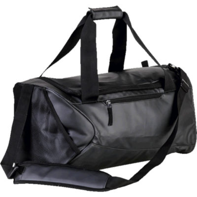 The Corssover Sports Shoulder Bag in Black