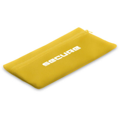 The Preparatory Pencil Case in Yellow.