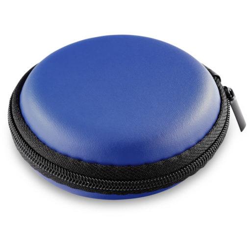 The Bryant Smart Watch In A Blue Zip Case.