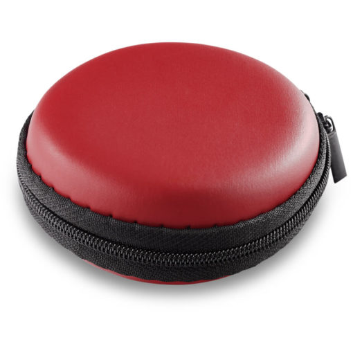 The Bryant Smart Watch In A Red Zip Case.