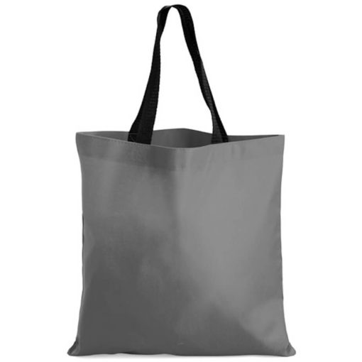 The Kira Tote bags is made from polyester material in the colour grey.